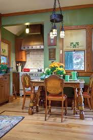 Revival Kitchen Of The Bungalow Era - Old House Journal Magazine Oak Arts And Crafts Period Extending Ding Table 8 Chairs For Have A Stickley Brother 60 Without Leaves Dning Room Table With 1990s Vintage Stickley Mission Ottoman Chairish March 30 2019 Half Pudding Sauce John Wood Blodgett The Wizard Of Oz Gently Used Fniture Up To 50 Off At Archives California Historical Design Room Update Lot Of Questions Emily Henderson Red Chesapeake Chair Sold Country French Carved 1920s Set 2 Draw Cherry Collection Pinterest Cherries Craftsman On Fiddle Lake Vacation In Style Ski