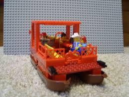 Lego Ship Sinking 3 by Lego Boat Sinking In Pool Sinks Ideas