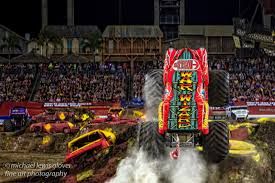 100 Monster Truck Backflip Jam Michael Lewis Glover Fine Art Photography