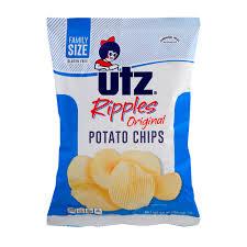 Utz Halloween Pretzels Nutrition Information by Utz Variety Snack Pack 36 Ct Walmart Com