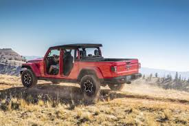 100 4 Door Jeep Truck 2020 Gladiator More Than A Wrangler Pickup News Carscom