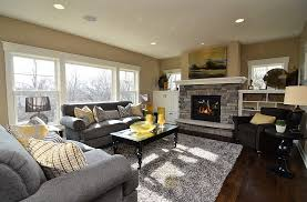 Nobby Design Grey Yellow Living Room Brilliant Ideas And