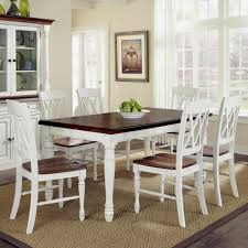kitchen excellent white country kitchen table shabby chic dining