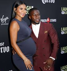 Kevin Hart And Wife Eniko Parrish At The Launch Of Harts Laugh Out Loud Network Sheats Goldstein Residence