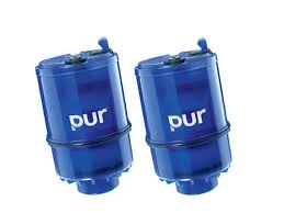 pur mineralclear replacement faucet filter 2 count at menards
