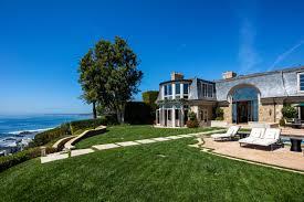 100 Malibu House For Sale Philanthropists James And Eleanor Randall Sell Home