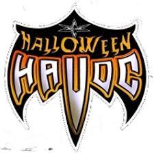 Halloween Havoc 1999 Card by Radikal U0027s Wcw Wwf Revival