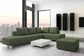 verwandlungssofa gemini a alveare moderne wohnlandschaft mit doppelbett in eleganten farben