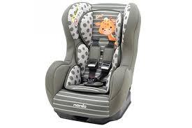 siege auto 0 a 18kg avis et note crash test du nania cosmo sp siege auto bébé