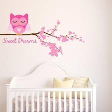 Owl Bedroom Wall Stickers by 95 Best Nursery Kids Room Wall Decals Images On Pinterest Kids