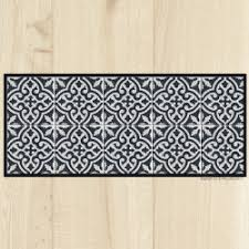 carpette de cuisine tapis de cuisine côté paillasson