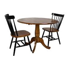 Raymour And Flanigan Kitchen Dinette Sets by 72 Off Raymour U0026 Flanigan Raymour U0026 Flanigan Foldable Table Set