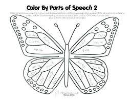 Coloring Pages Worksheets For Kindergarten Color By Number