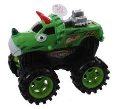 100 Dino Trucks Jonotoys Monster Truck With Trailer Boys 12 Cm Green Internet
