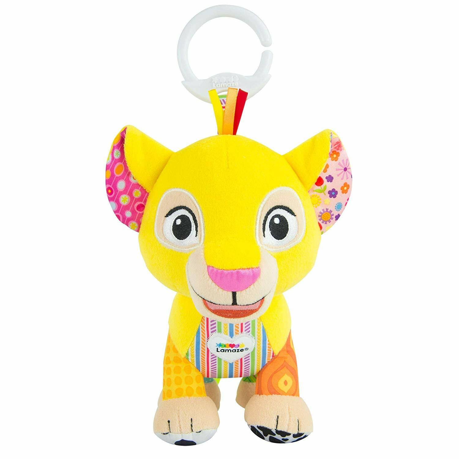 Lamaze Disney Baby Lion King Nala Clip and Go Toy