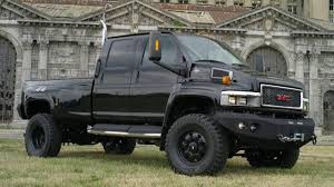 2007 GMC Topkick 4x4 Transformer Ironhide Pickup: Transforming Our ...