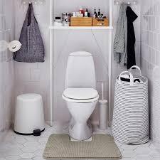 toftbo wc vorleger dunkelbeige 55x60 cm