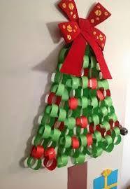 Christmas Tree Books For Kindergarten by Debbie U0027s Resource Cupboard Paper Chain Tree Christmas U0026 Dec