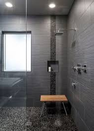 i like the shape horizontal and roomy of this shower niche