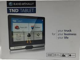 New Rand McNally TND Tablet 8 Truck GPS And Android Tablet Combo W ... Amazoncom Rand Mcnally Tnd530 Truck Gps With Lifetime Maps And Wi Whats The Best For Truckers In 2017 Tablet Wall Mount Diy Luxury Ordryve 8 Pro Device Gps 2013 7 Trucker Review So Far Where The Blog Navistar To Install Inlliroute Tnd Intertional Releases New Software For Its 7inch Introduces 740 Truck News Android Combo W Rand Mcnallyr 528017829 Ordryvetm 528012398 Road Explorer 60 6 530 Canada 310