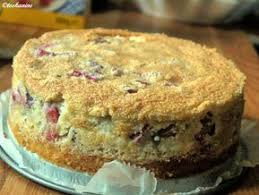 rhabarber mandelbaiser kuchen