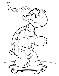 Then Getting Coloring Pages Based On Them Will Be A Great Surprise For Download This High Resolution Tortoise Crayola Page Template