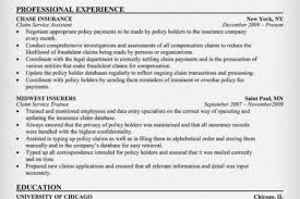 Medical Claims Processor Resume Gallery Format Examples 2018