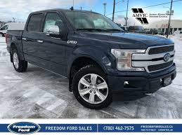 New 2018 Ford F-150 Platinum 4 Door Pickup In Edmonton #18LT5315 ... First 100k Ford Pickup Among New 2018 Super Duty Lineup Medium 2019 Ranger Xlt Truck Youtube Is This The New That Will Debut In Detroit Preowned 2015 F150 Ames Ia Des Moines Reviews And Rating Motor Trend Offroad Performance Raptor Lamarque Orleans Spy Shots Video Xl Regular Cab Pickup Carlsbad 90712 Ken Reveals Tough With Bold Design Smart Midsize Truck Back Usa Fall Fords Alinum Is No Lweight Fortune Allnew 2012 Not Coming To The Us Heres Why