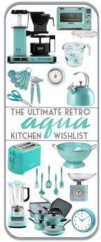 Best Turquoise Kitchen Ideas Blue Decor Items Accessories Full Size