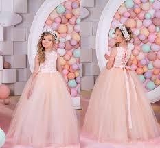 Fashion Flower Girl Dresses Flower Girl Dresses Sleeveless Flower