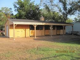 Shed Row Barns Texas by Custom Horse Barn Builders U0026 Portable Horse Barns For Sale Deer