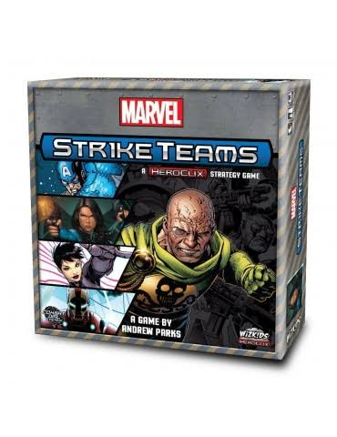 Wizkids Marvel Strike Teams Strategy Game