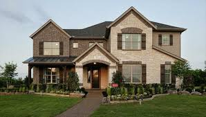 Willowbrook Home Plan In Stoney Creek Sunnyvale TX