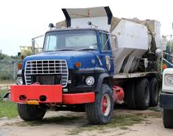 100 1981 Ford Truck File LTS 9000 Cement Mixerjpg Wikimedia Commons