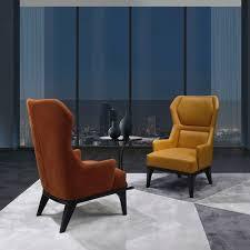 moderner sessel po71 relax carpanelli leder stoff
