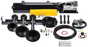 Train Horn System For 2009-2014 Ford F-150 And SVT Raptor VELO-730 ... Where To Get Big Rig Horns Diesel Forum Thedieselstopcom 150db Dual Trumpet Air Horn Compressor Kit For Van Train Car Truck Diagram Of Parts An Adjustable And Nonadjustable 12v Boat 117 Horn 12 24 Volt 2 Trumpet Air Loudest Kleinn 142db Kleinn Hk8 Triple Accsories Pinterest Horns Trucks Canada Best Resource Spare Tire Delete Bracket Hornblasters Blasters Outlaw 127v Black Sk Customs 12v Super Loud Mega Tank Truckin Magazine 8milelake 150db Ki