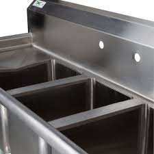 Stainless Steel Utility Sink With Legs by 600s31014212 Regency