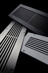 Decorative Return Air Grille Canada by Custom Metal Registers And Air Return Grilles Vent Covers Unlimited
