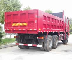 30t Howo Dump Truck 10 Wheels Capacity With 20cbm Carriage Bin - Buy ...