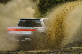 100 Off Roading Trucks Rivian R1T The Worlds First Road Electric Pickup Truck