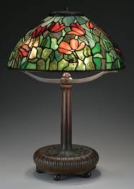 Duffner And Kimberly Lamps by Julia U0027s Summer Glass U0026 Lamp Auction Tops 1 6 Million