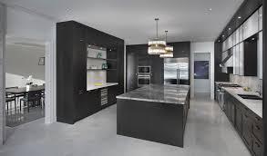 deco cuisine grise et deco cuisine grise cuisine carrelage gris clair