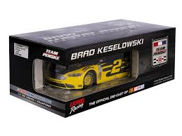 2016 Brad Keselowski HOTO Alliance Truck Parts - - Lionel Garage