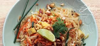 cuisine thailandaise recette pad ma version