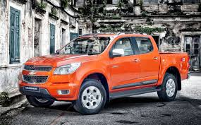 2014 Chevrolet Colorado Launched In Thailand – New Duramax 2 Engine ...
