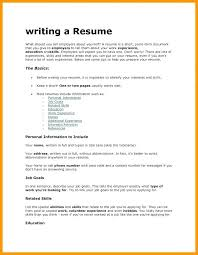 Example Of Good Hobbies For Resume Best Marriage Samples Images On Bio In Special