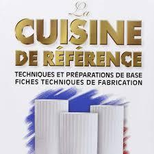 la cuisine d et la cuisine de référence de michel maincent aux editions bpi
