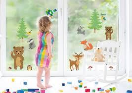 home décor items 6 vögel fenstersticker aufkleber
