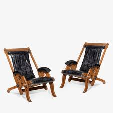 A Pair Of Reclining Gothic Oak Library Chairs (c. 1860 England) From ... Gothic Revival Oak Glastonbury Chair Sale Number 2663b Lot Antique Carved Walnut Throne Arm Bucks County Estate Truly Stunning Medieval Italian Stylethrone Scissor X Large Victorian A Pair Of Adjustable Recling Oak Library Chairs Wick Tracery Cathedral My Parlor Room Purple Reproduction Shop Pair Jacobean Style Armchairs In Streatham Charcoal Gray Painted Rocking By Just The Woods Wicker Seat Side At