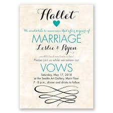 Celebrate Your Lasting Love With Rustic Vow Renewal Invitations From By Dawn This Burlap